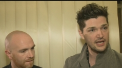Danny O'Donoghue and Mark Sheehan speak about The Voice