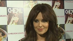 Cheryl Cole reacts to the success of her single.