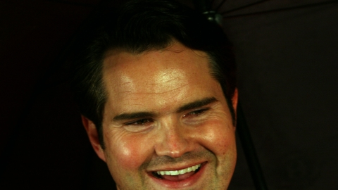 Jimmy Carr has admits 'terrible error'