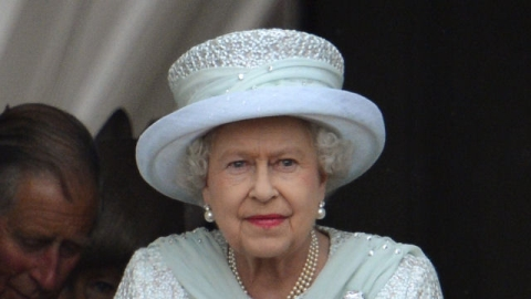 The Queens income has been boosted by record profits.