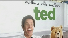 Comedy film Ted premieres in Los Angeles