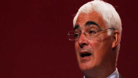 Alistair Darling launches bid to keep Scotland in the UK.