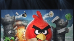 Fake Angry Birds products flying off the shelves in China.