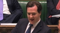 George Osborne clashes with Ed Balls over the inquiry.