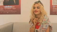 Rita Ora: On her gift for Beyonce's baby Blue Ivy