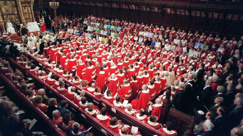 Coalition 'battle' over House of Lords reform
