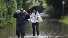 UK residents are bracing themselves for more flooding.