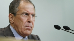 Russia's Foreign Minister Sergei Lavrov made the claim.