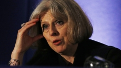 Theresa May defended her handling of the G4S debacle.
