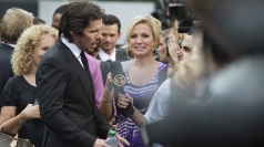 Stars attend Batman premiere