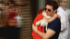 Tom Cruise visits Suri for the first time since split