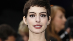 Anne Hathaway on being Catwoman: Dark Knight Rises premiere