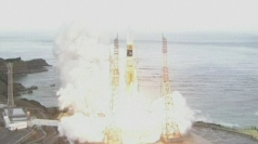 Japan launches rocket to International Space Station