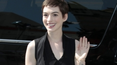 Anne Hathaway interview: Why Catwoman isn't very cat like
