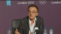"Danny Boyle: ""It's been a long road"" to the ceremony"