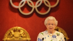 Her Majesty said Britain is a nation of sporting tradition.
