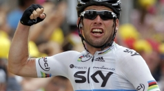 Cavendish is a favourite for the road-race gold.