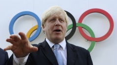 Boris told reporters the Queen enjoyed performing.
