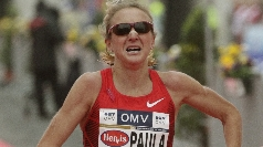 Paula Radcliffe admits her situation is not good.