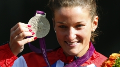 Lizzie Armitage has secured GB's first Olympic medal.