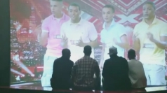JLS taking a walk down memory lane