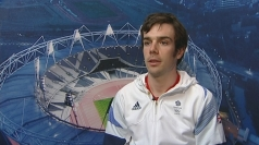 Team GB's Andrew Tennant looks ahead to cycling event
