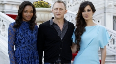 Skyfall is due for release on October 26.