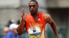 Tyson Gay is ready to take on Usian Bolt and Yohan Blake