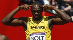 Seb Soe thinks Usain Bolt will take gold.