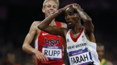 Mo Farah realised his life-long dream in London on Saturday.