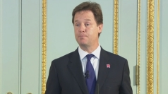Nick Clegg : Lib Dems won't pursue Lords reform bill