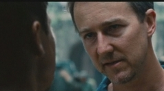Edward Norton says his Bourne character is not a 'baddie'