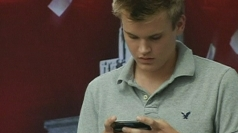 Austin Weirschke won the US National Texting Championship.