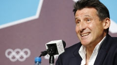 Seb Coe says inspiring youngsters is vital.