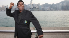 Pele wants Brazil to win the medal he never could.