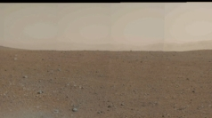 Mars rover beams back new photos