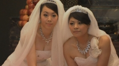 Taiwan's first same-sex Buddhist wedding