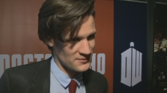 Matt Smith: Talks about series seven of Doctor Who