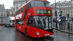 Pensioners try to ride all 700 bus routes in London
