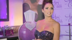 Amy Childs launches new perfume