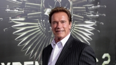 Arnold Schwarzenegger says acting helped politics
