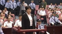 Gu Kailai went on trial on August 9.