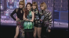 K-Pop group 2NE1 hit the States