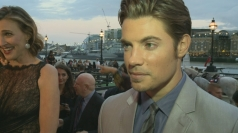 Josh Henderson on 'crazy' Dallas fans