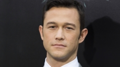 Joseph Gordon-Levitt at New York premiere of Premium Rush