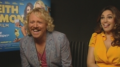 Keith Lemon and Kelly Brook joke about their new film.