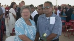Over 100 couples tie the knot in a Mexico prison