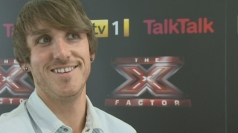 X Factor's Kye Sones talks Rita Ora and being on the show