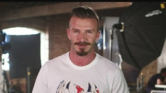 David Beckham sends message of support to GB's Paralympians