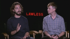 Shia LaBeouf talks love and sex in new movie Lawless